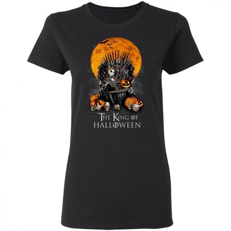 The King Of Halloween GOT Shirt
