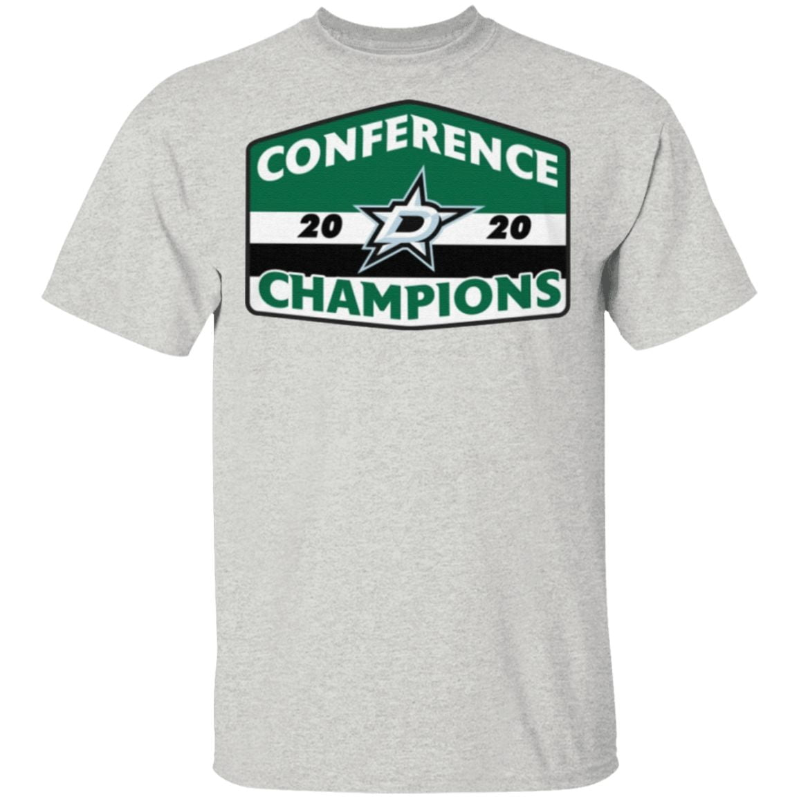 Dallas Stars 2020 Western Conference Champions T Shirt
