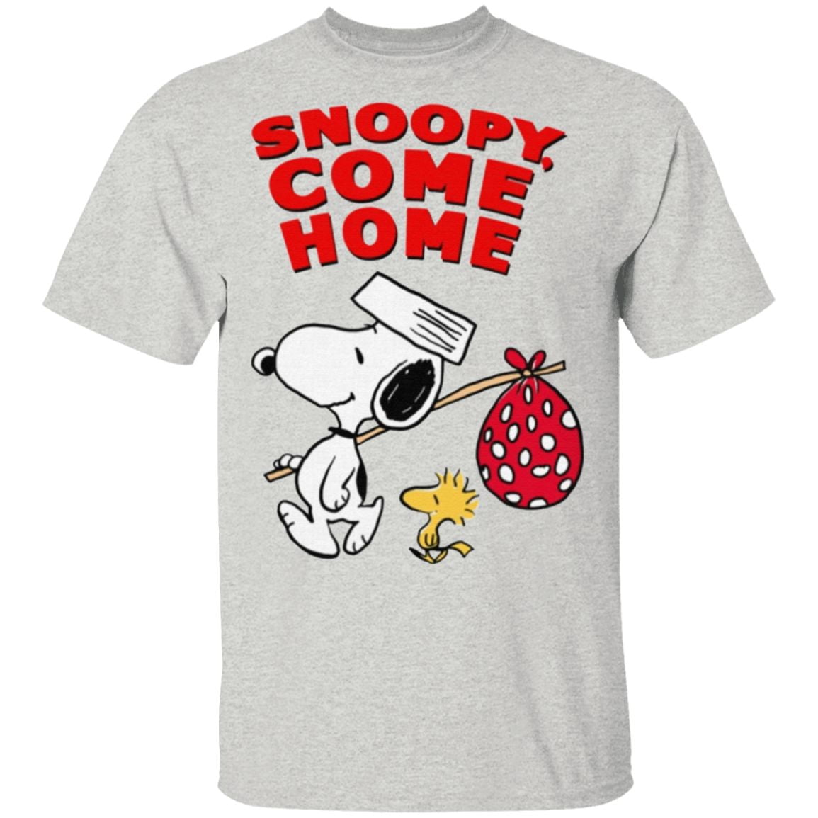 Snoopy Come Home T Shirt