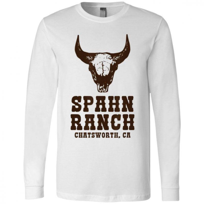 Spahn Ranch Chatsworth Ca Charles Manson Family True Crime T Shirt
