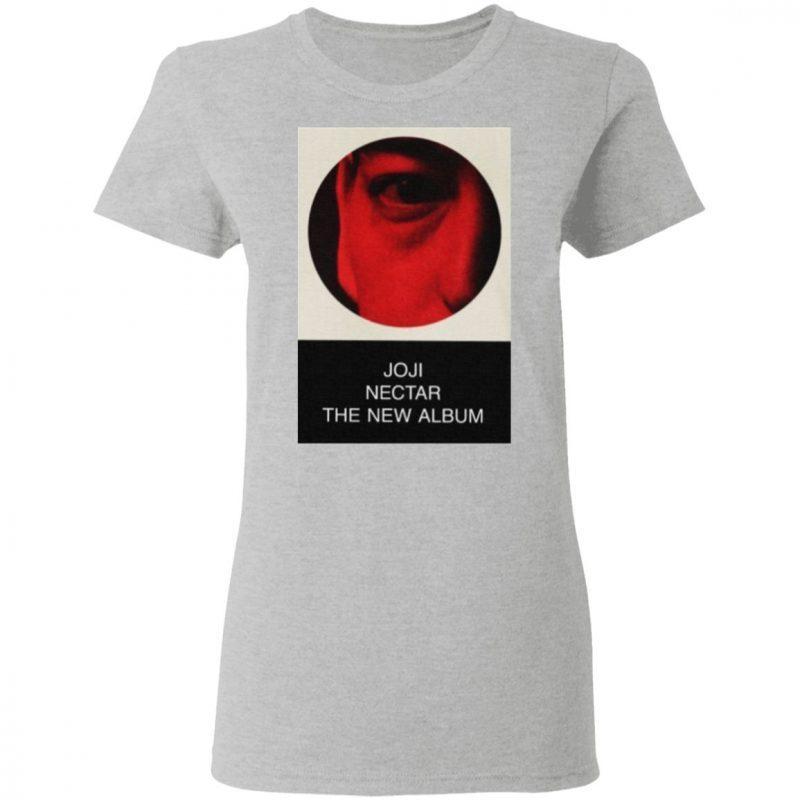 joji nectar the new album t shirt