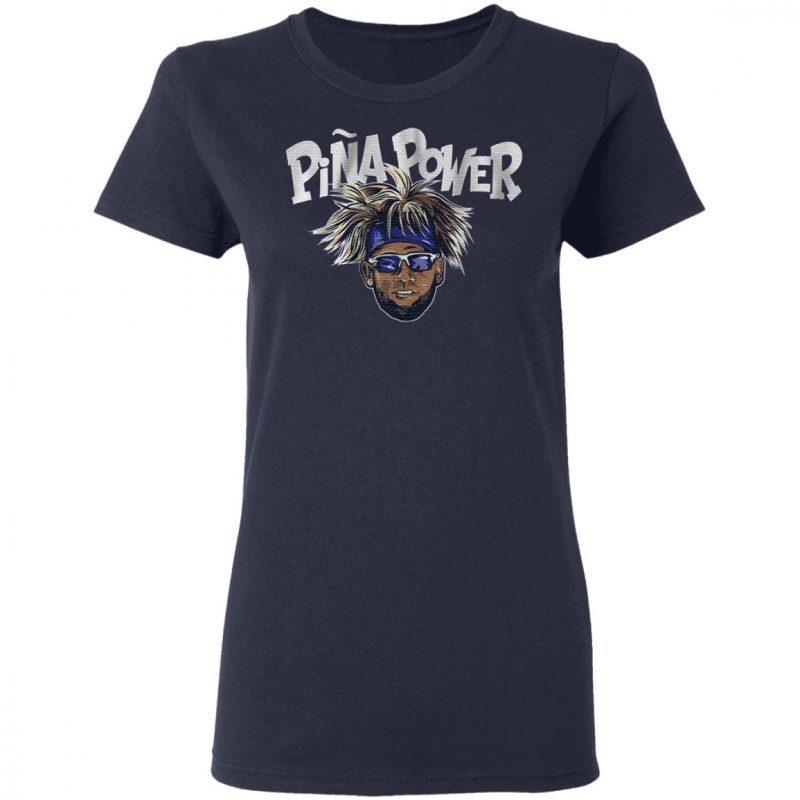 pina power t shirt