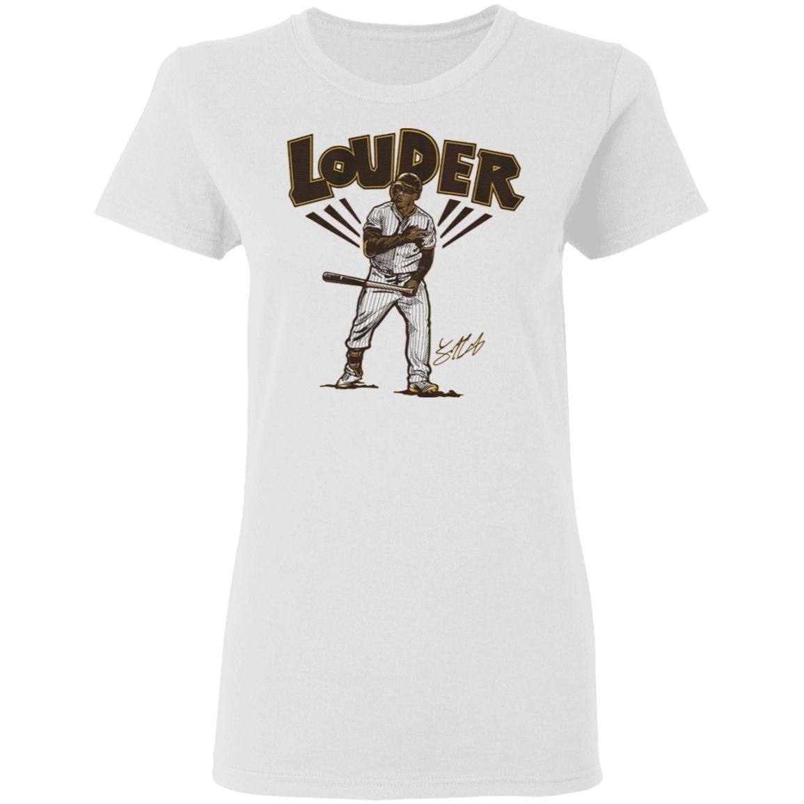 Trent Grisham Louder T Shirt