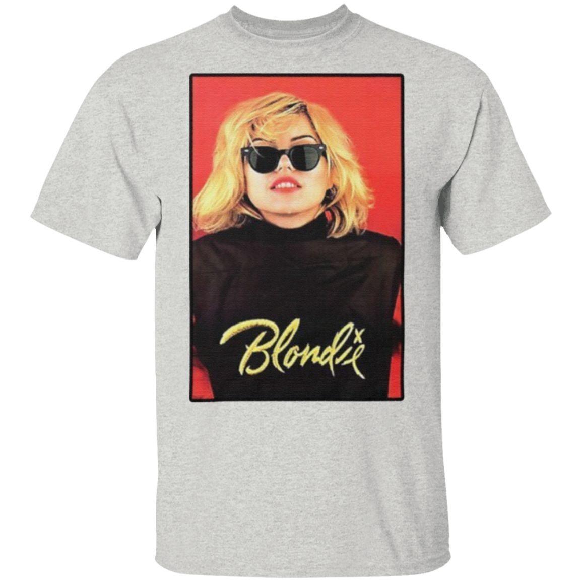blondie debbie t shirt