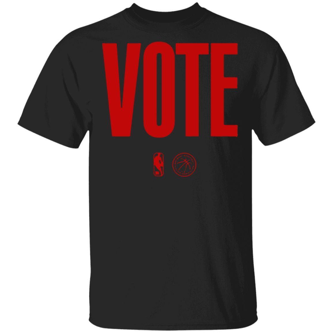 Boston Celtics Vote T Shirt