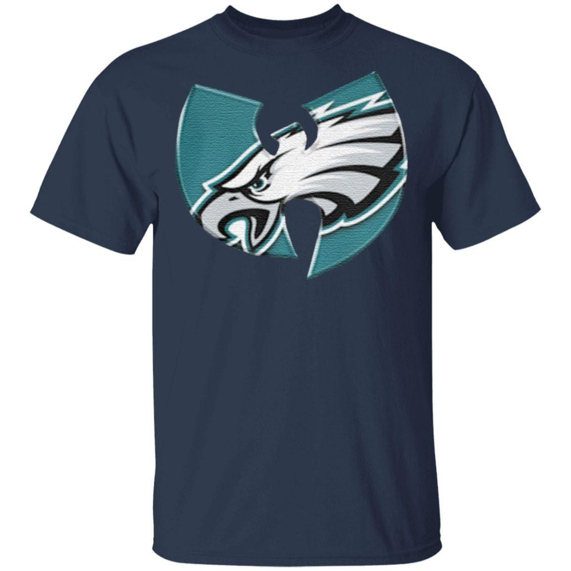 Wu Tang Philadelphia Eagles T Shirt
