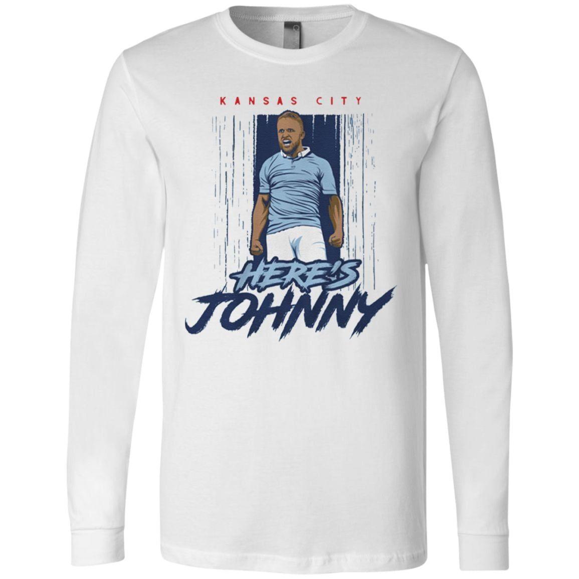 heres johnny t shirt