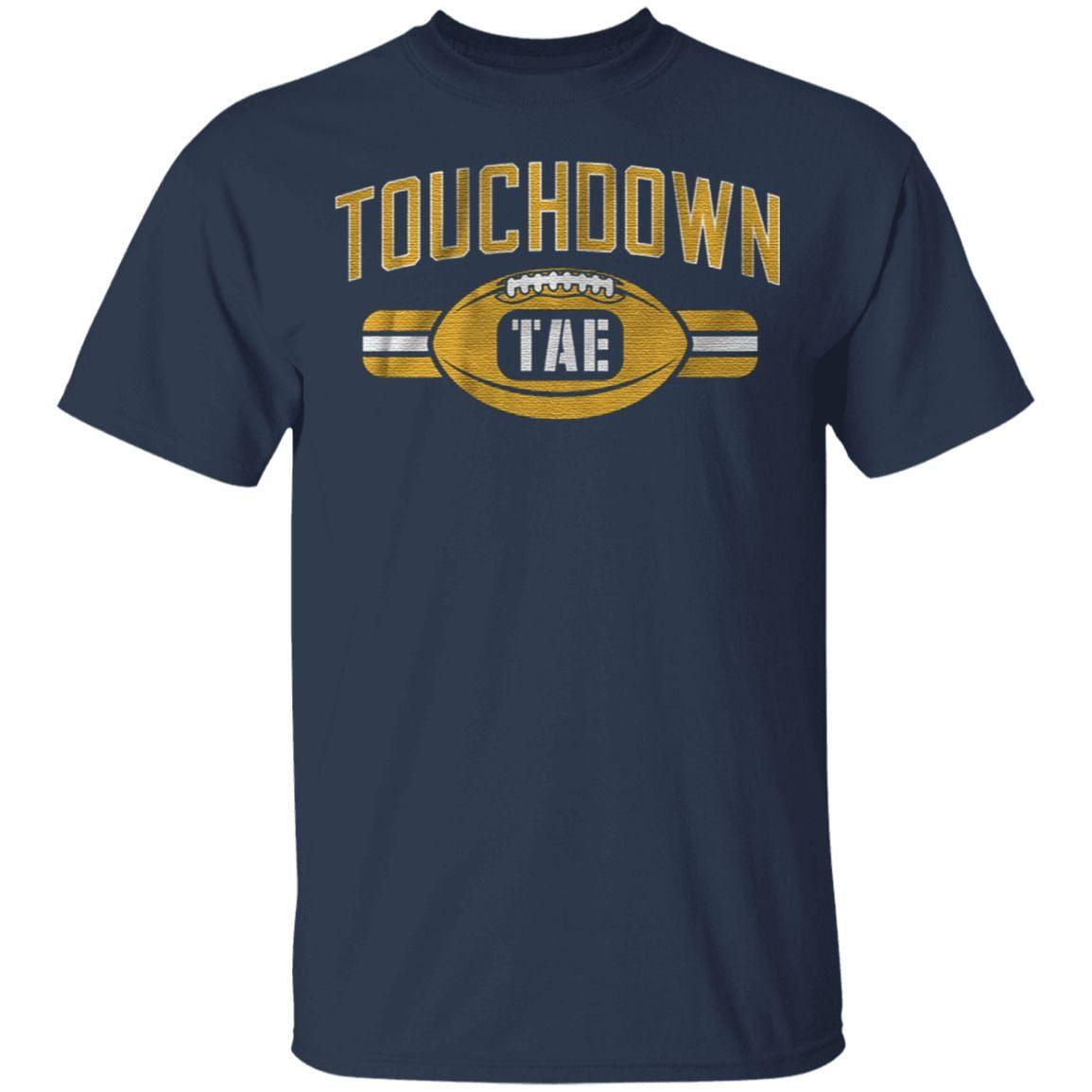 touchdown tae t shirt