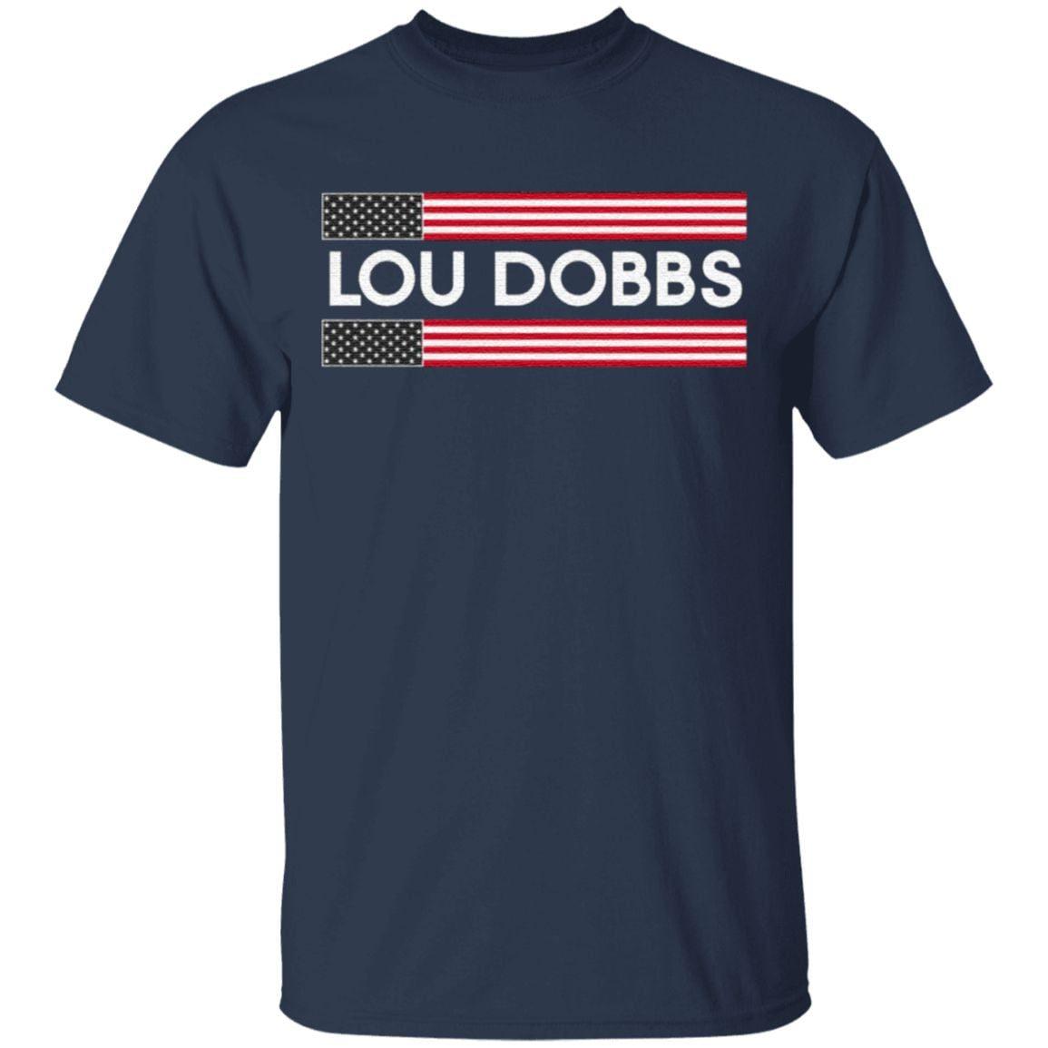 Lou Dobbs TShirt