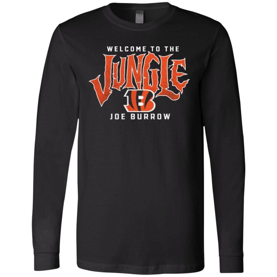 Joe Burrow Tiger King Jungle Joe T-Shirt