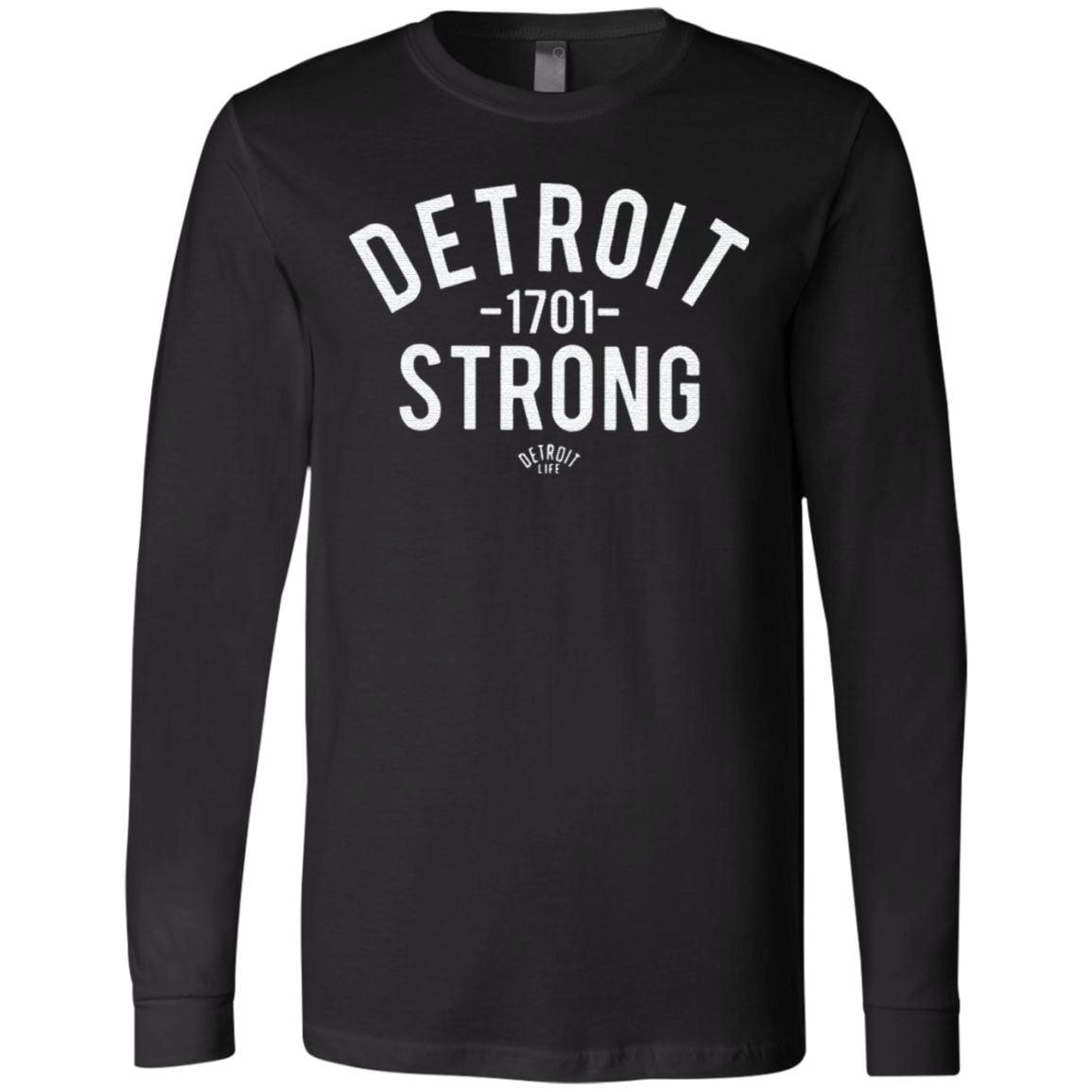 detroit strong t shirt