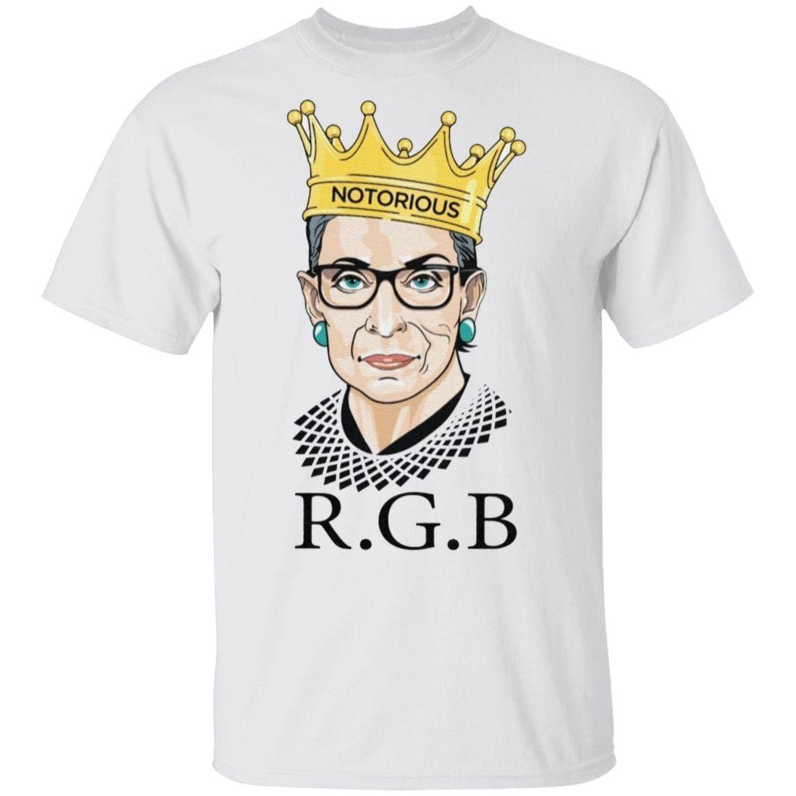 ruth bader ginsburg t shirt