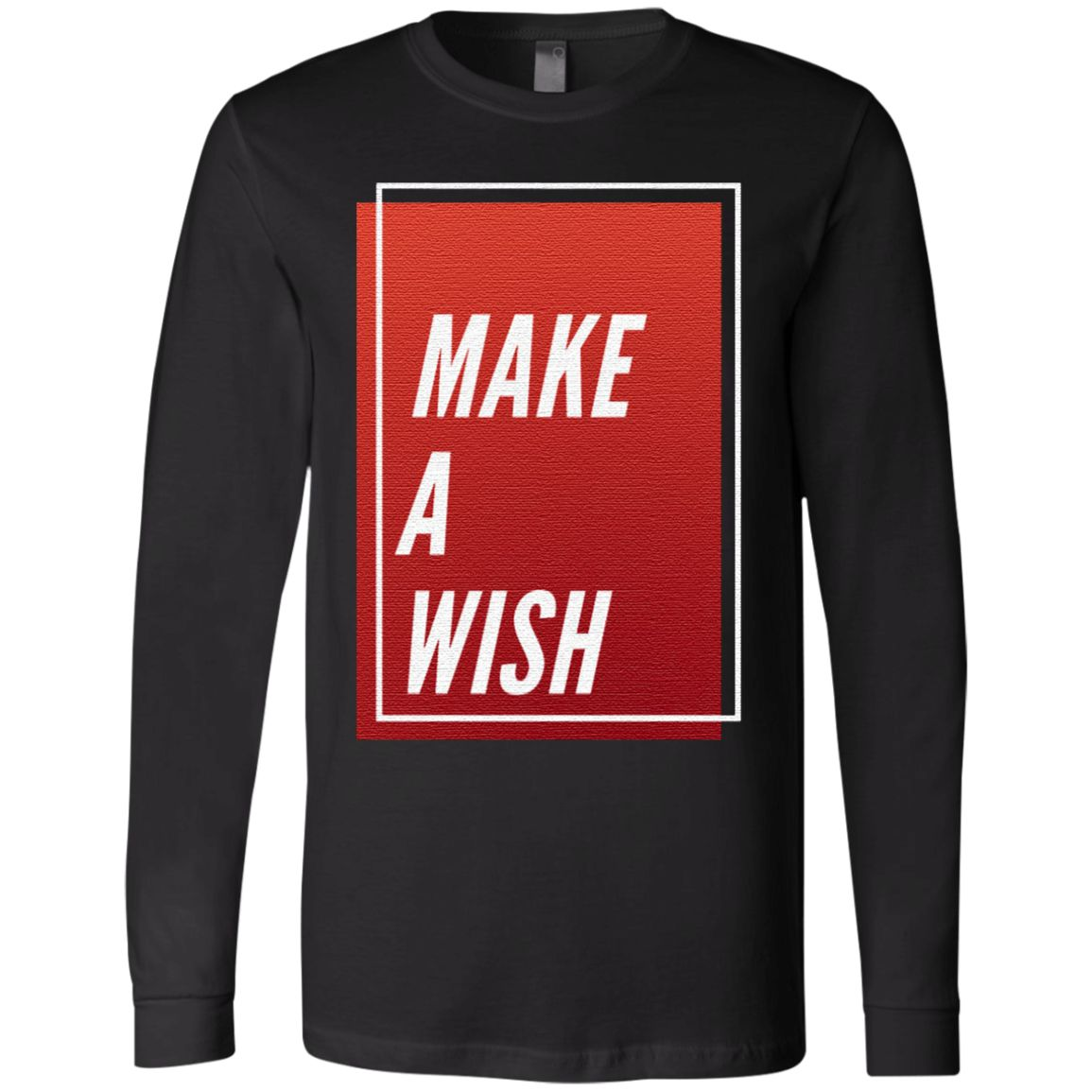 Make A Wish Trendy Quotes Gift T-Shirt