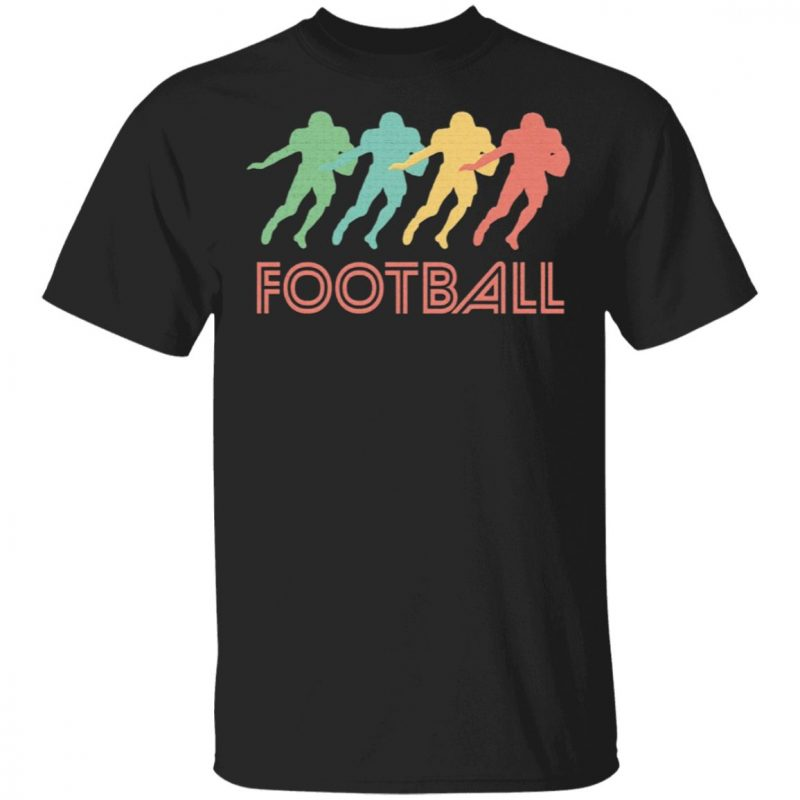 Retro Football Pop Art Shirt