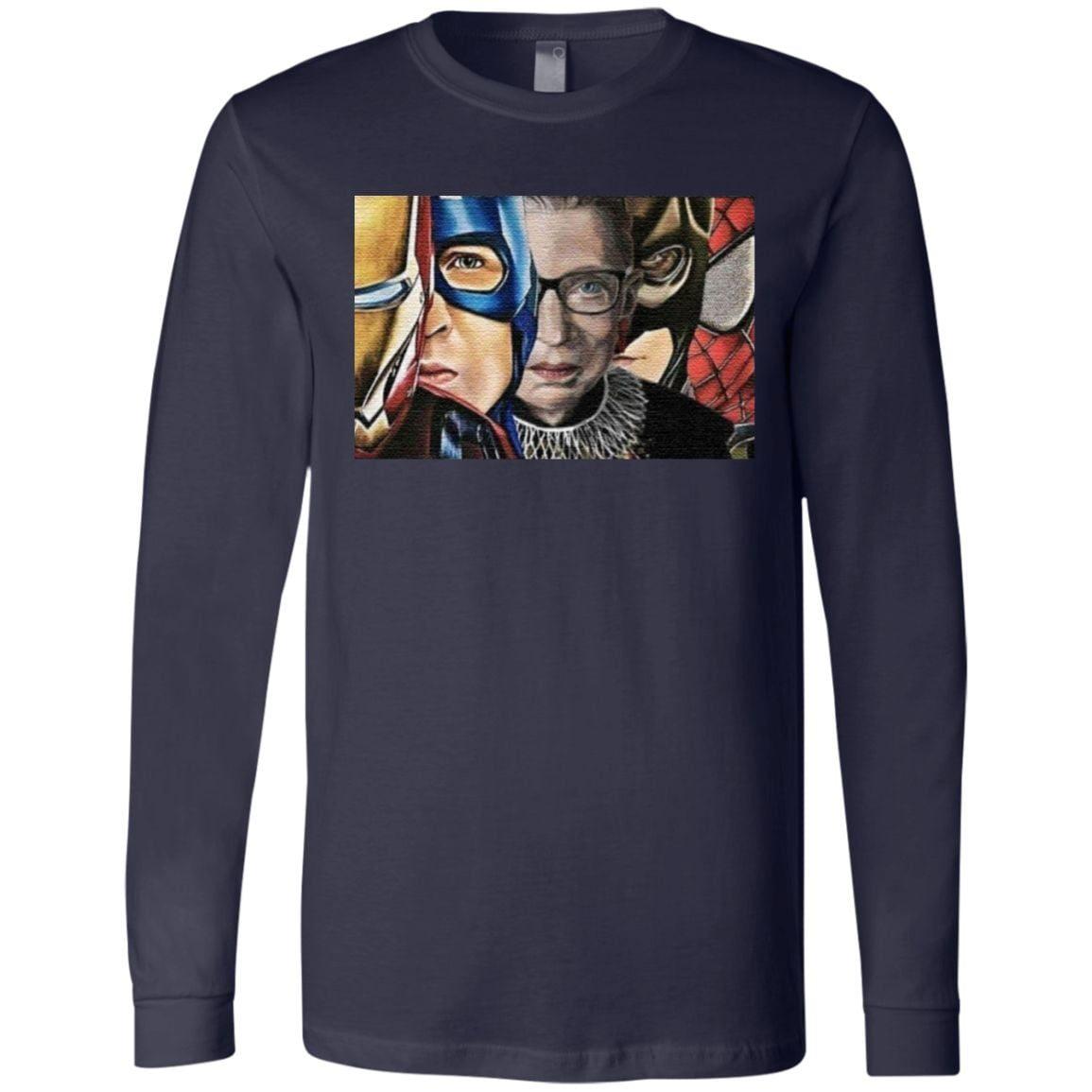 RGB Avengers T Shirt