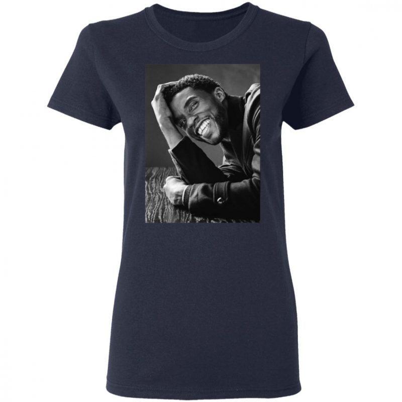 Chadwick Boseman rip T-Shirt