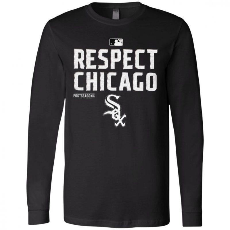 Respect Chicago White Sox T Shirt
