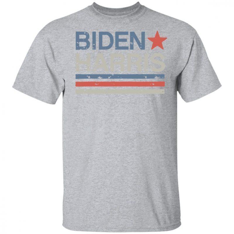 Biden Harris Retro Vintage Design Biden Harris 2020 Shirt