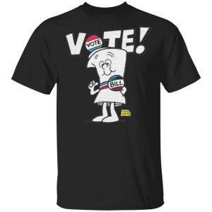 Schoolhouse Rock Vote T Shirt
