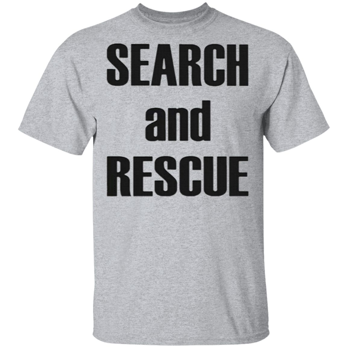 Search and rescue shirt