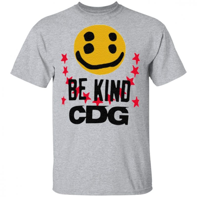 CDG Be Kind T Shirt