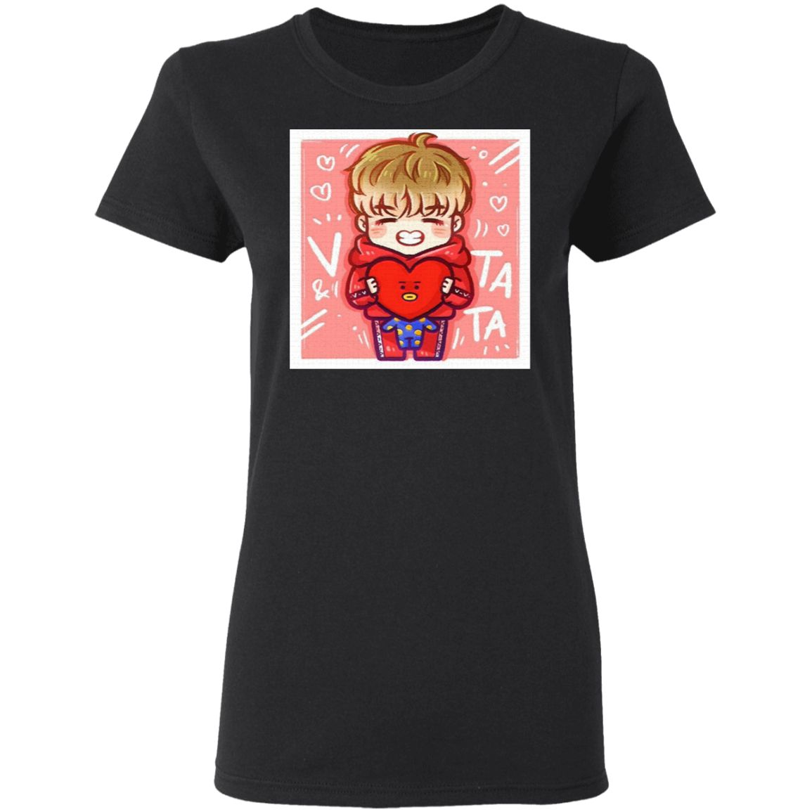 V and Tata T-Shirt