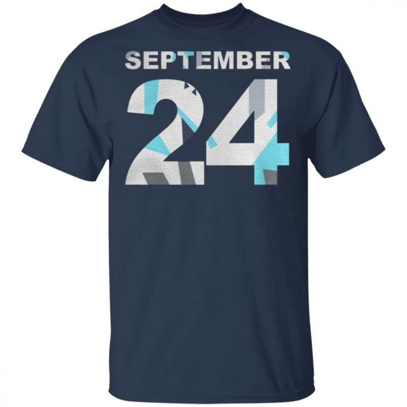nothing was the same 24 tshirt