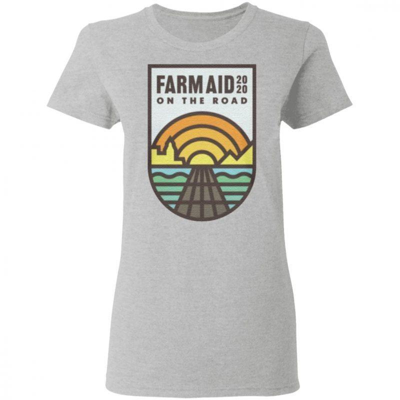 Farm Aid 2020 T Shirt