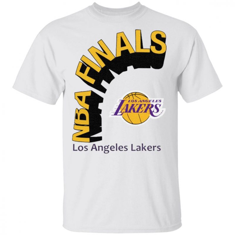 Los Angeles Lakers NBA Finals Championships 2020 t shirt