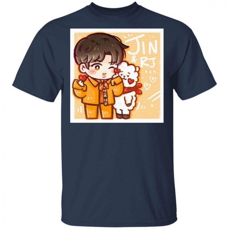 Jin and RJ T-Shirt