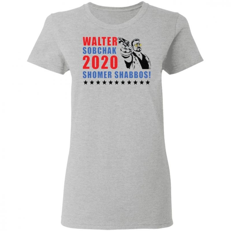 Walter Sobchak 2020 Shomer Shabbos t shirt
