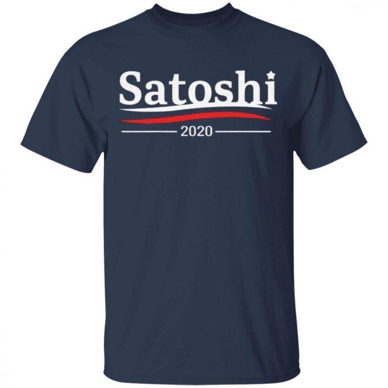 Satoshi 2020 T Shirt