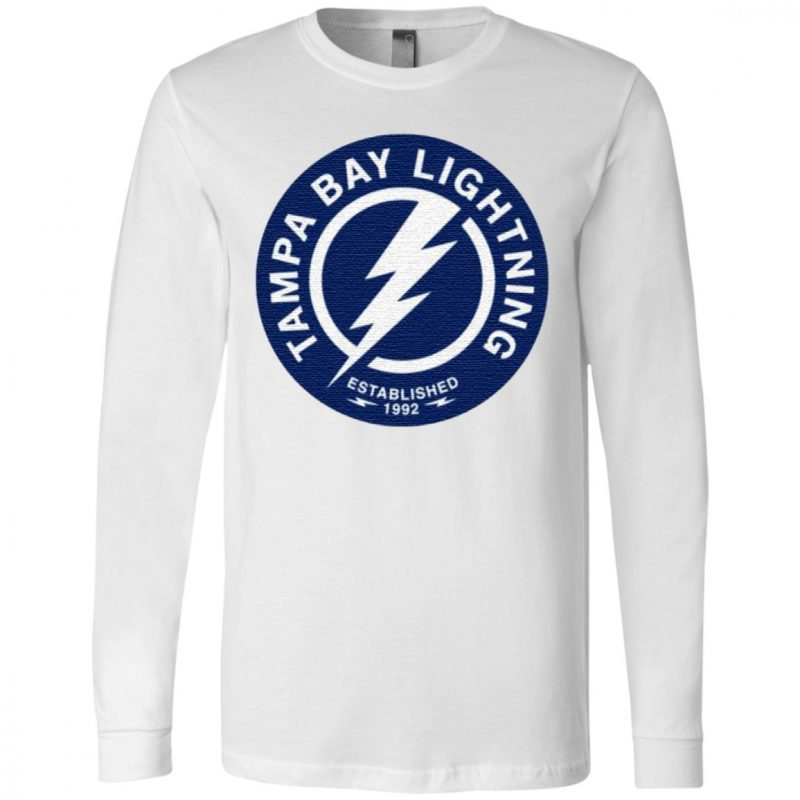 Tampa Bay Lightning T Shirt