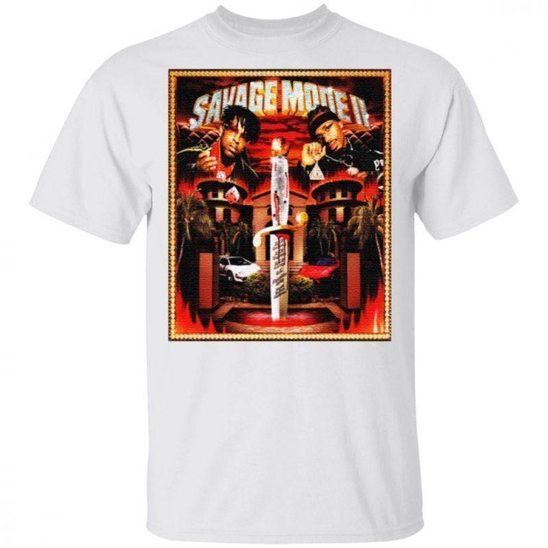 Savage Mode 2 T Shirt
