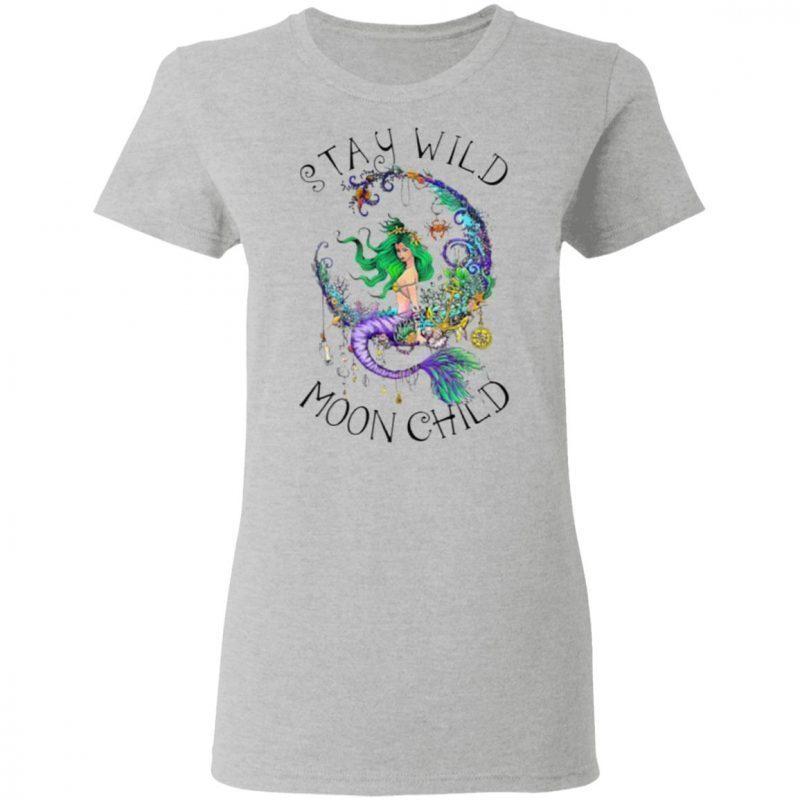 Stay Wild Moon Child T-Shirt