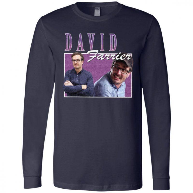 David Farrier T Shirt