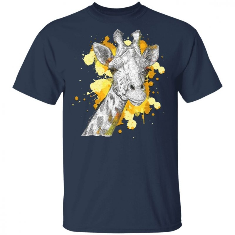 Zoo Animal Zoo Keeper Africa Giraffe T-Shirt