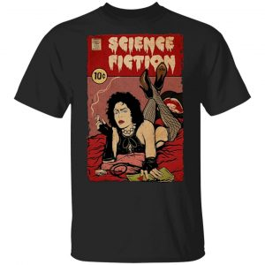 Science Fiction The Rocky Horror Picture Show T-Shirt