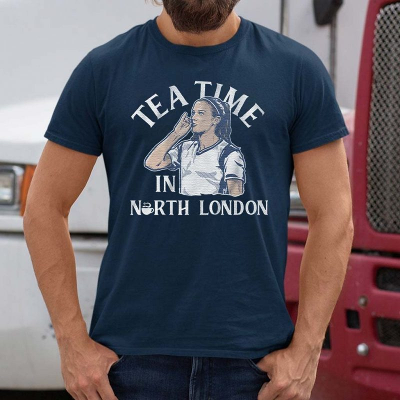tea-time-in-north-london-t-shirt