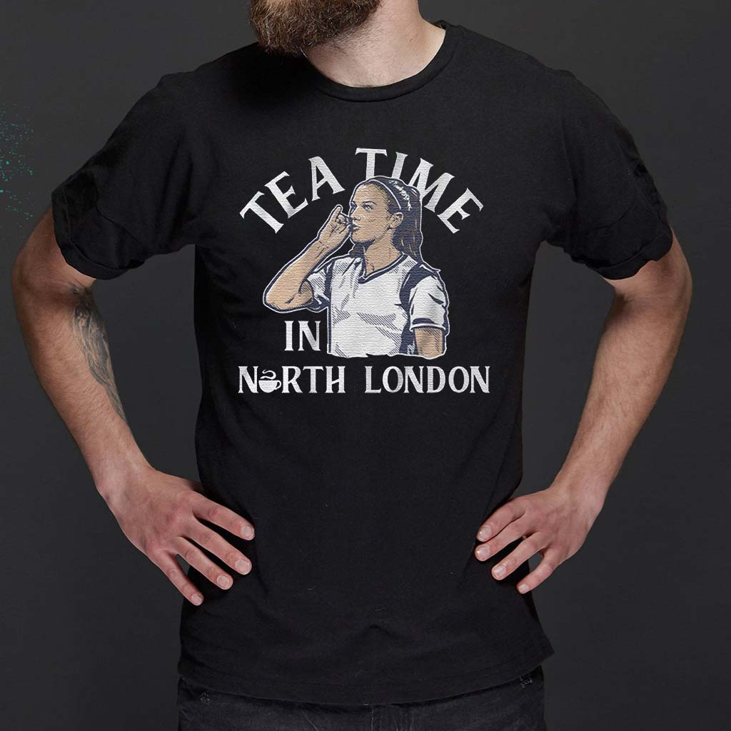 tea-time-in-north-london-t-shirts