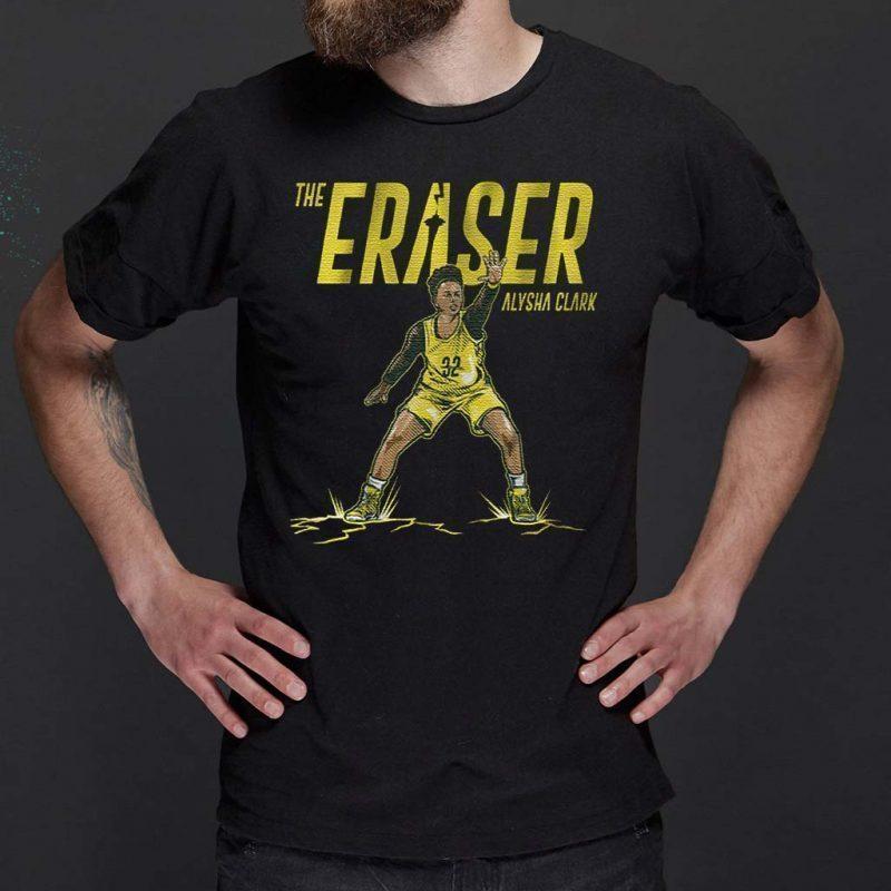 the-eraser-Alysha-Clark-t-shirt