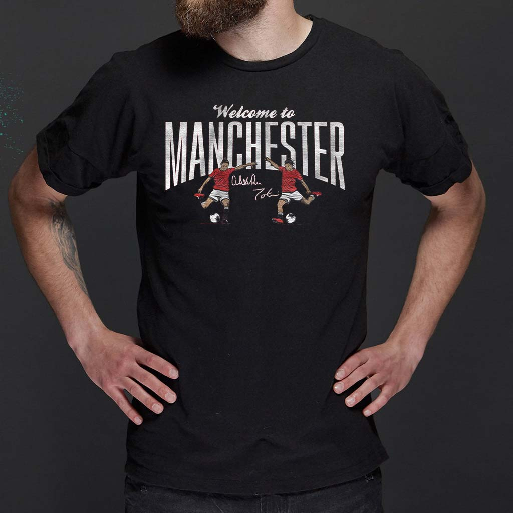 welcome-to-manchester-red-t-shirts