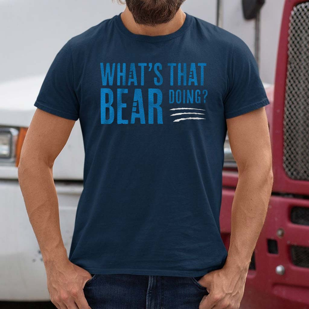 whats-that-bear-doing-t-shirts