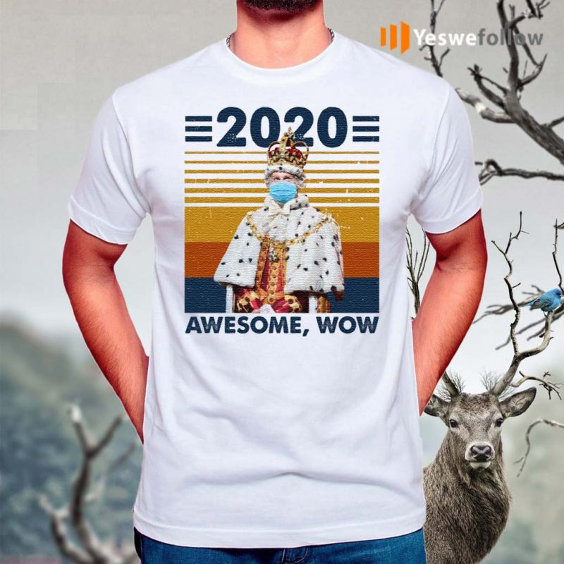 2020-Awesome-Wow-T-Shirt