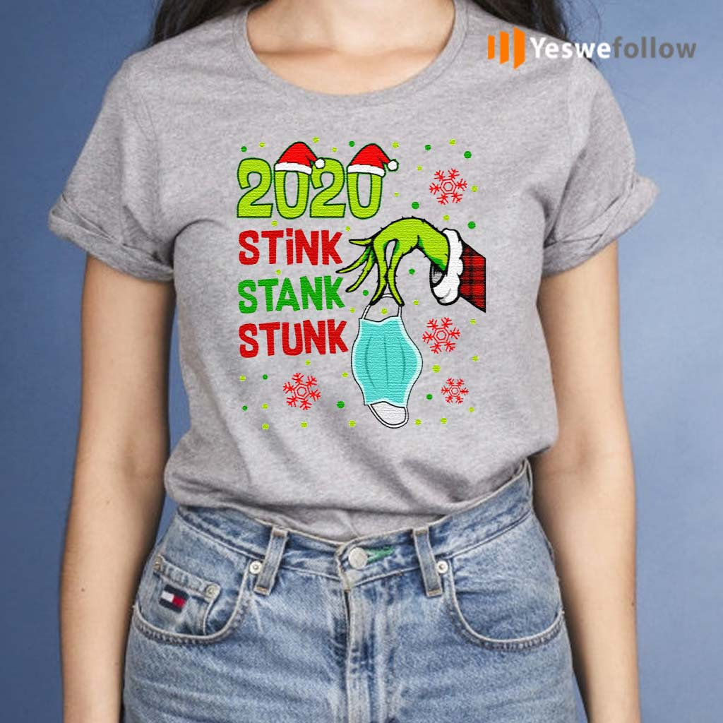 2020-Stink-Stank-Stunk-Christmas-T-Shirt