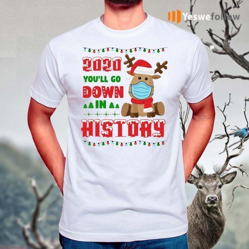 2020-You-Will-Do-Down-Funny-Reindeer-Wear-Mask-Quarantine-Christmas-T-Shirt