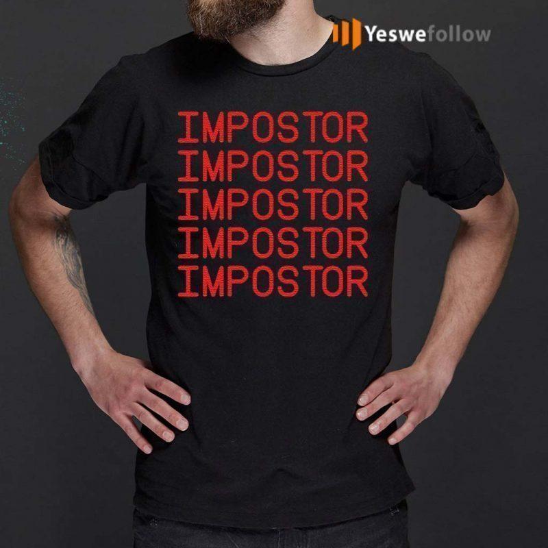 Among-Impostor-Us-Game-T-Shirt
