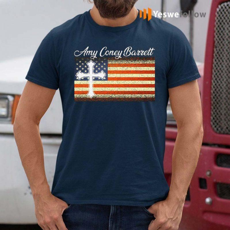 Amy-Coney-Barrett-Christian-T-Shirt