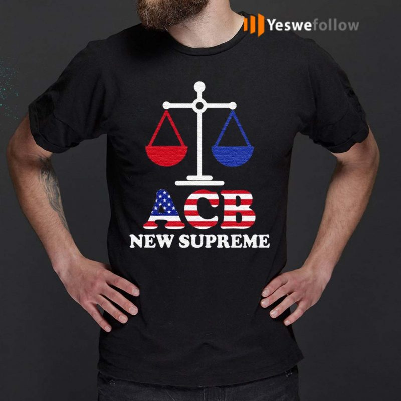 Amy-Coney-Barrett-For-New-Supreme-Court-Justice-SCOTUS-2020-T-Shirt-s