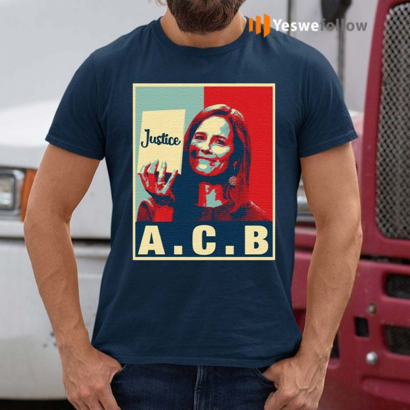 Amy-Coney-Barrett-Justice-ACB-T-Shirt